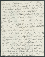 Letter to Paul Goldscheider (p. 3)